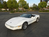 Picture of 1986 Chevrolet Corvette Convertible, exterior