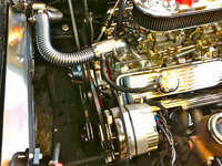 1969 Chevrolet Corvette Coupe picture, engine