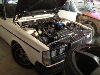 Picture of 1982 Volvo 240 GLT Hi-Line Turbo, engine