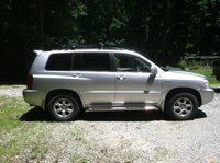 Picture of 2002 Toyota Highlander Limited V6 4WD, exterior
