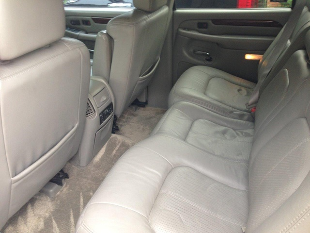 Picture of 2002 Cadillac Escalade EXT Base, interior
