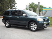 Picture of 2006 Nissan Armada SE, exterior, gallery_worthy