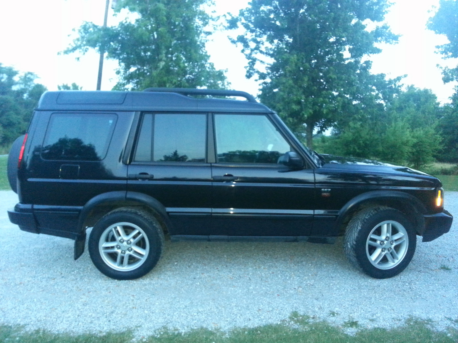 2004 Land Rover Discovery Pictures Cargurus