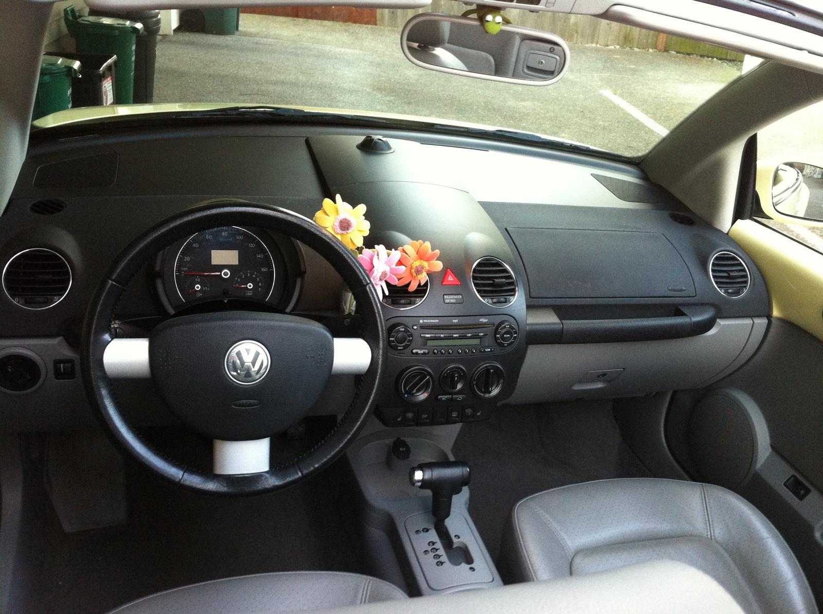 2006 Volkswagen Beetle Interior Pictures Cargurus