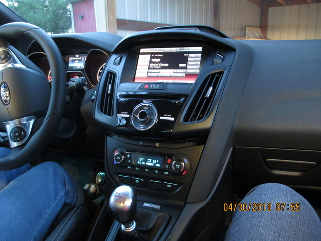 Ford Focus St Pic X