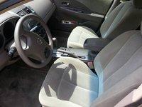Picture of 2002 Nissan Altima 2.5 S, interior