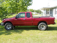 Picture of 2000 Toyota Tacoma 2 Dr SR5 4WD Extended Cab LB, exterior, gallery_worthy