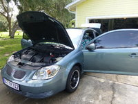 Picture of 2009 Pontiac G5 Base, exterior, engine