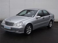 Picture of 2007 Mercedes-Benz C-Class, exterior, gallery_worthy