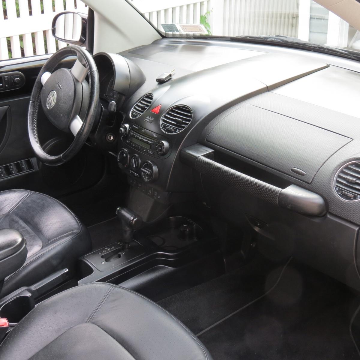2007 Volkswagen Beetle Interior Pictures Cargurus