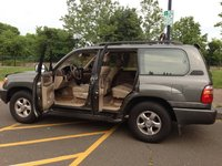 Picture of 2001 Toyota Land Cruiser 4WD, exterior, interior, gallery_worthy