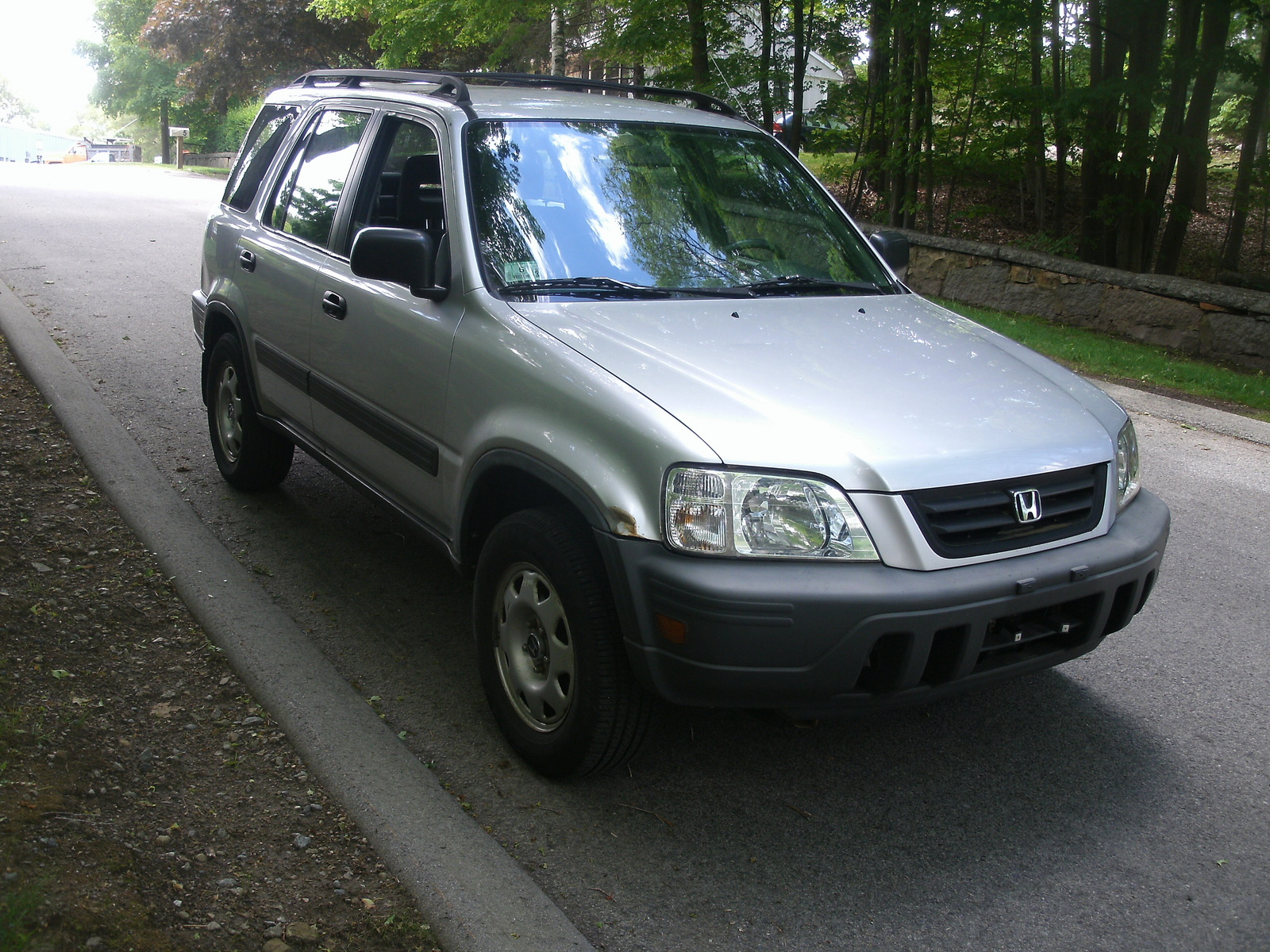 picture of 1999 honda cr v lx awd exterior