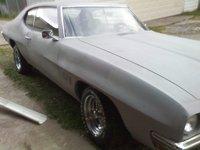 1970 Pontiac Le Mans picture, exterior