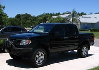 2012 Nissan Frontier SV V6 Crew Cab 4WD picture, exterior