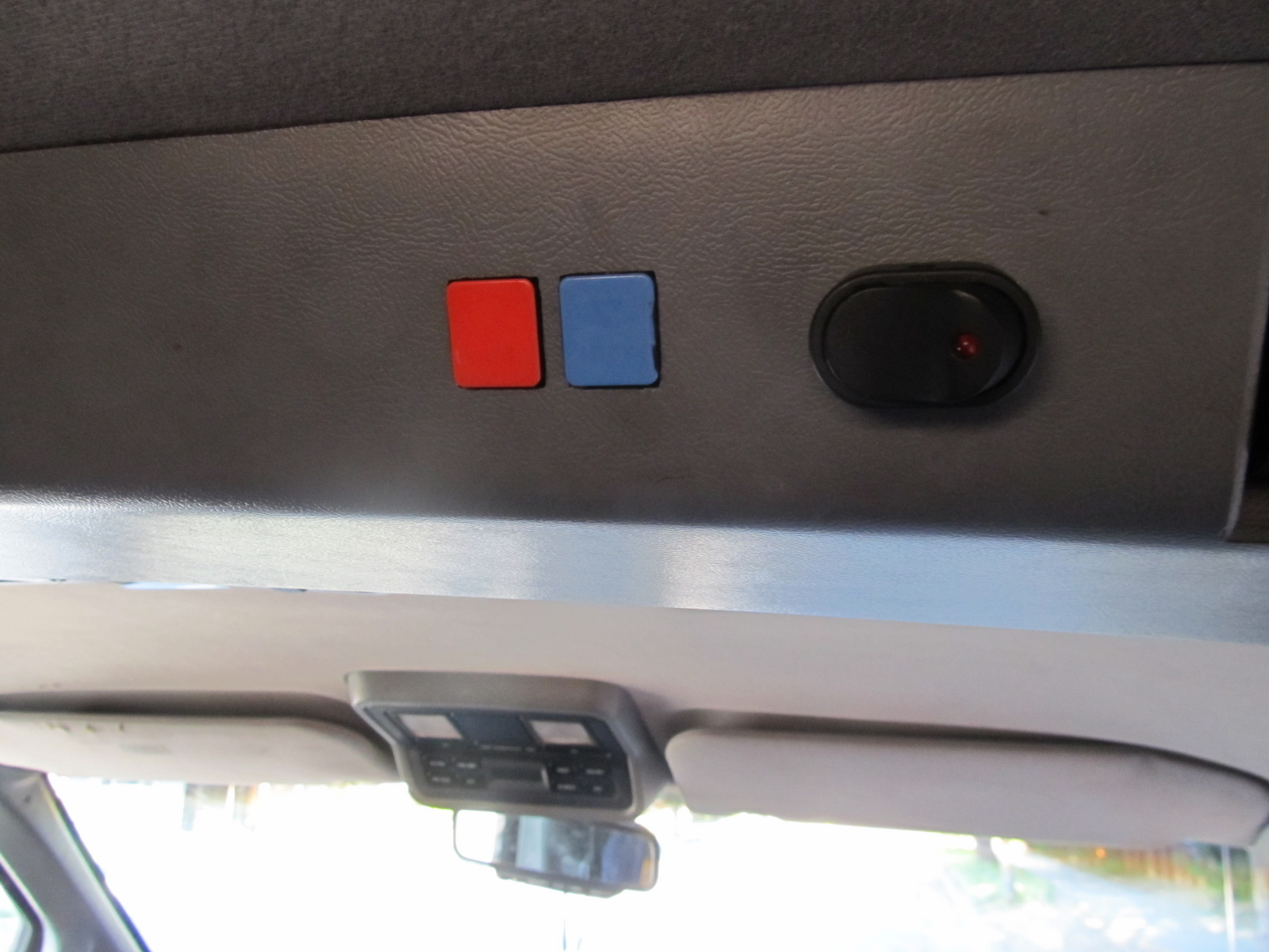 Ford Aerostar Questions Dome Light Master Switch Added !! 1988 Driving  Light Wiring Diagram Light Wiring Diagram For 1990 Aerostar