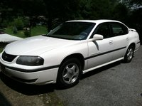 Picture of 2002 Chevrolet Impala LS, exterior