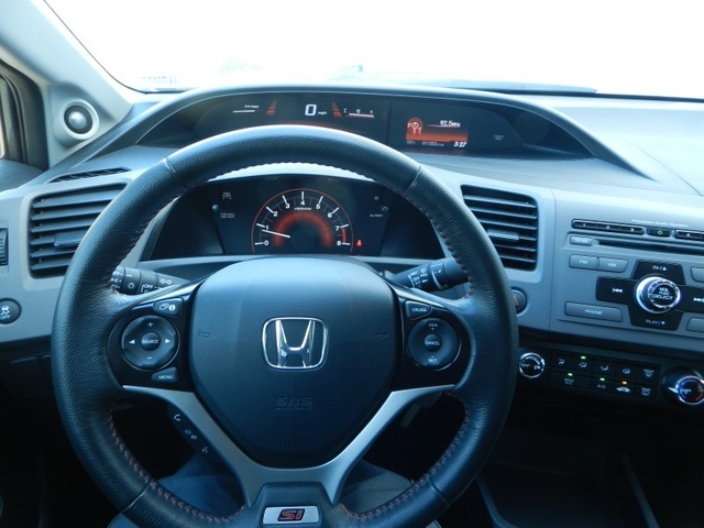 Picture of 2012 Honda Civic Si, interior