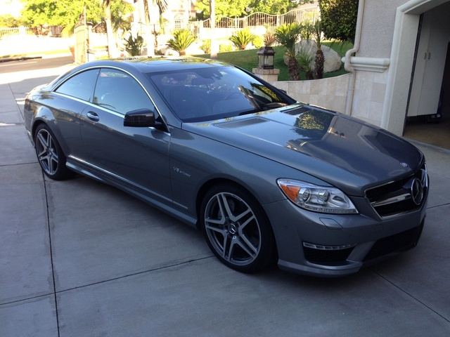 Picture of 2013 Mercedes-Benz CL-Class CL 63 AMG, exterior, gallery_worthy