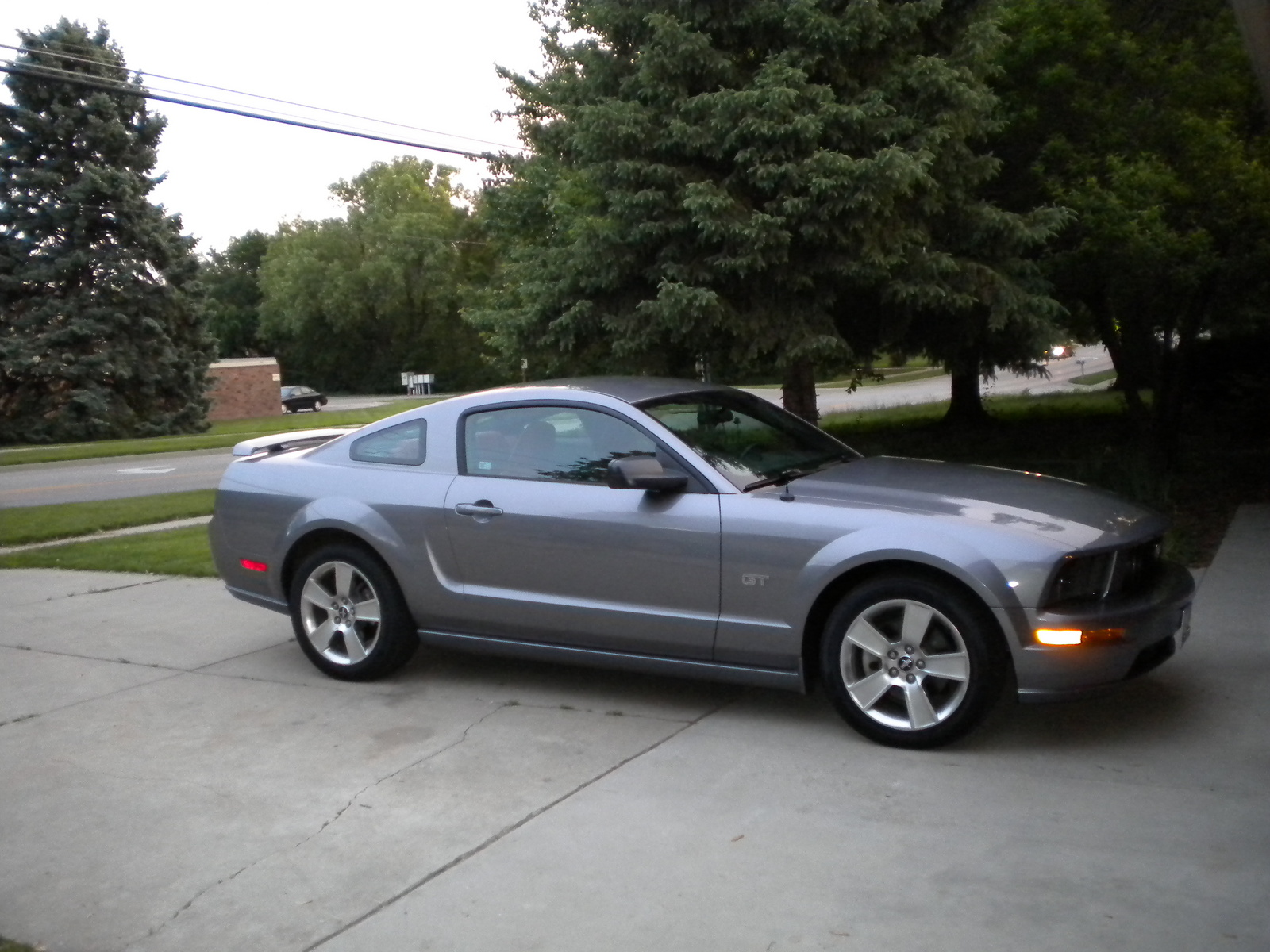 1996 Ford Mustang Parts Picture of 2006 Ford Mustang GT Premium, exterior