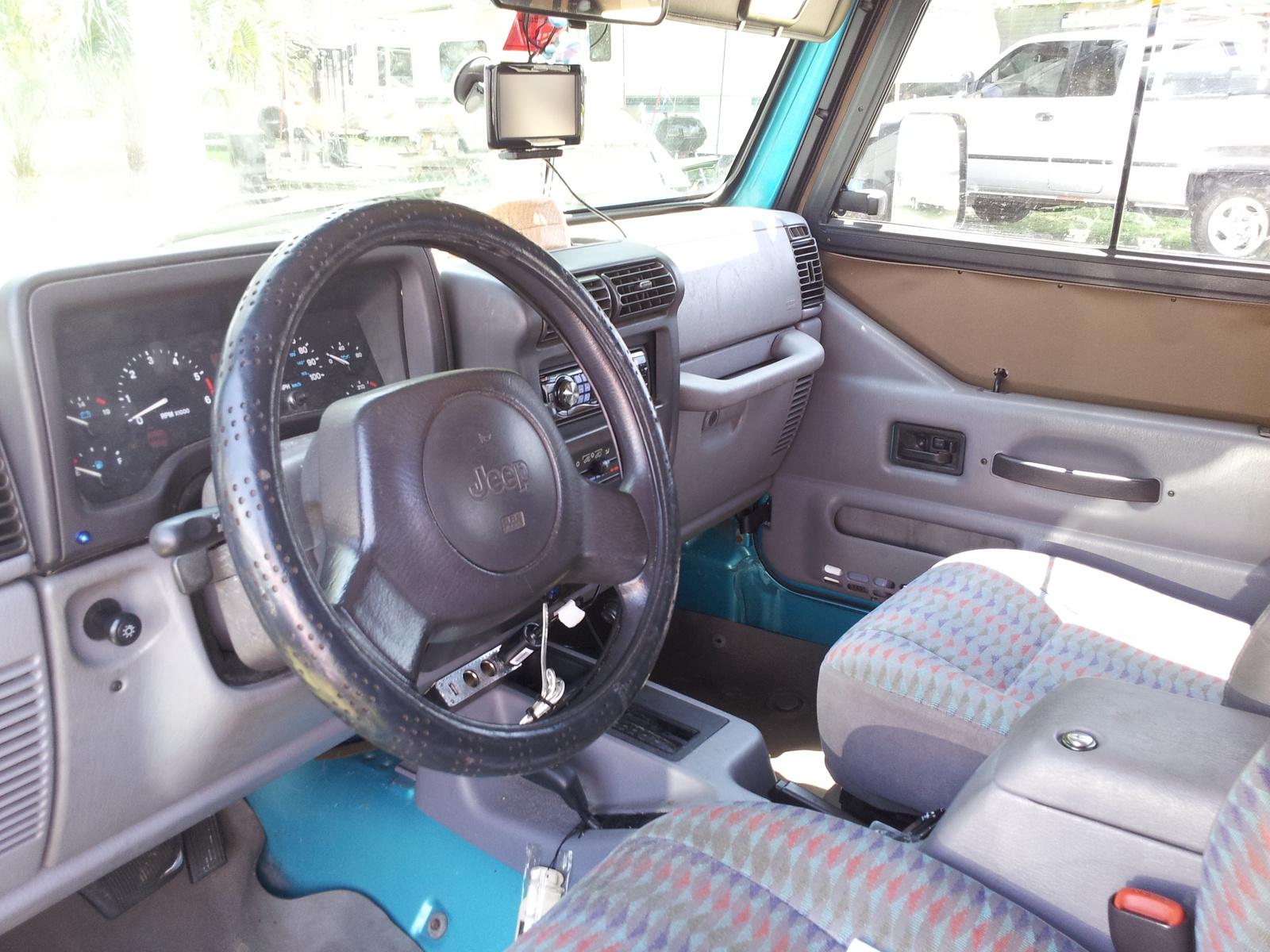 1997 Jeep Wrangler Interior Pictures Cargurus