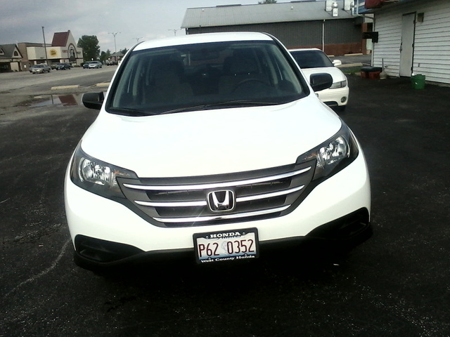 Picture of 2012 Honda CR-V LX AWD, exterior