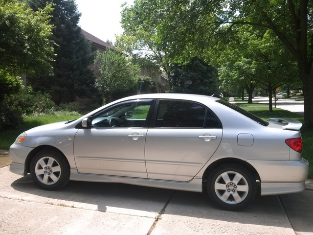 Picture of 2004 Toyota Corolla S, exterior, gallery_worthy