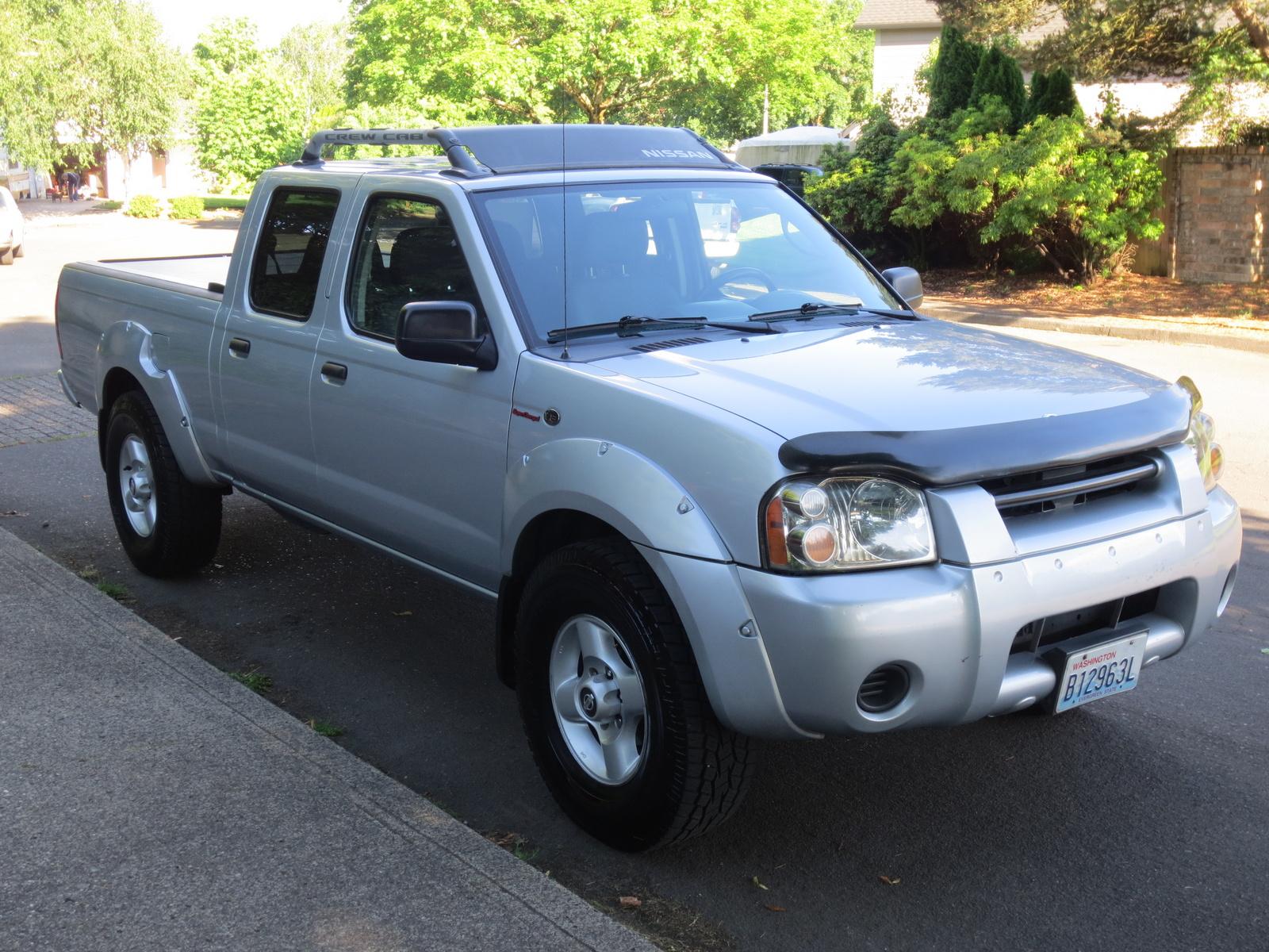 2002 Nissan Frontier Pictures Cargurus