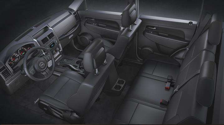 2012 Jeep Liberty Interior Pictures Cargurus