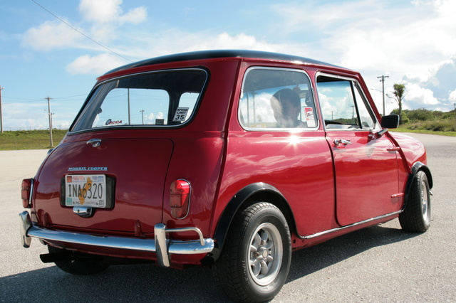 Picture of 1970 Morris Mini, exterior