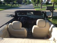Picture of 2001 Chrysler Sebring Limited Convertible, interior