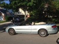 Picture of 2001 Chrysler Sebring Limited Convertible, exterior, gallery_worthy