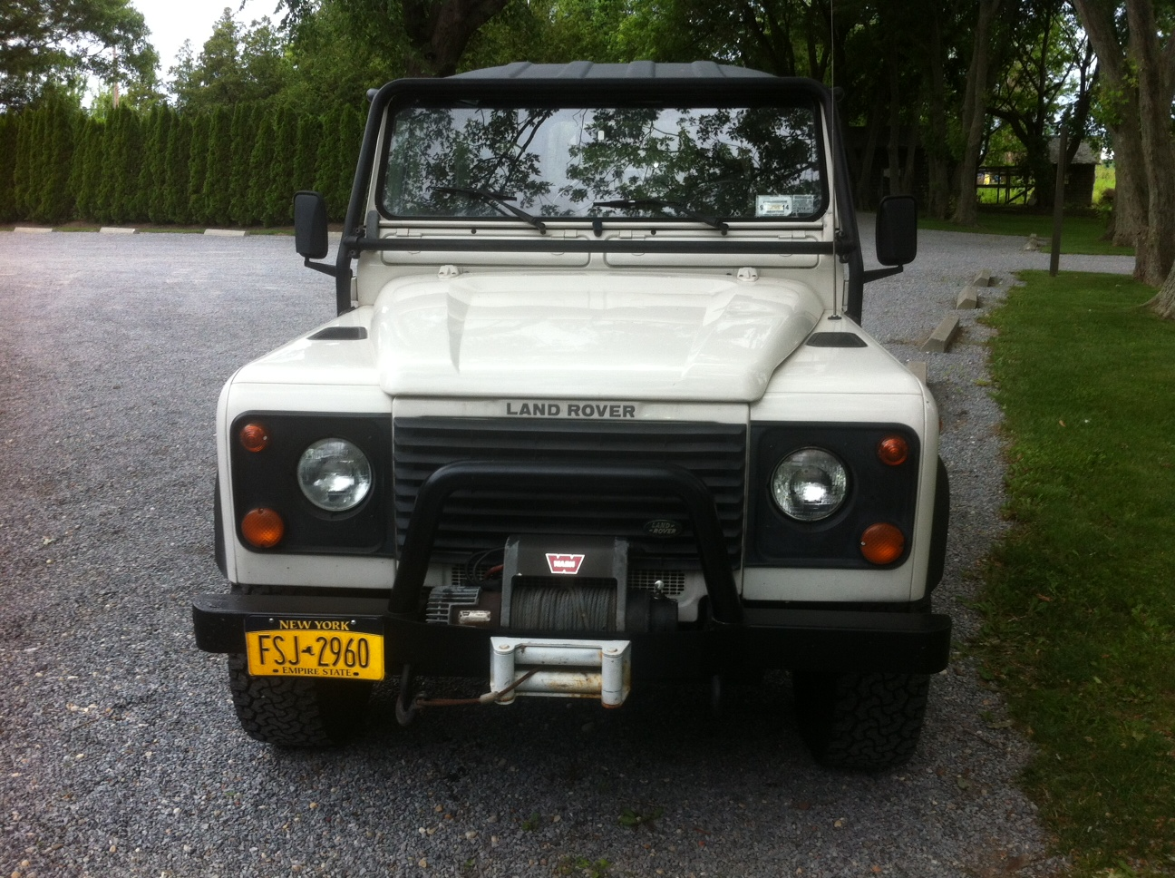 Land Rover 110 Defender Parts Buy Cheap Used Land Rover