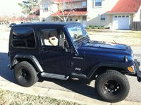 Picture of 2001 Jeep Wrangler SE, exterior, gallery_worthy