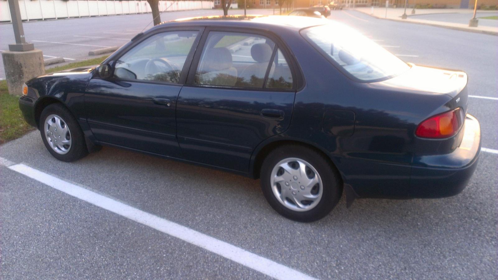 1998 Honda Accord Reviews >> 2000 Toyota Corolla - Pictures - CarGurus