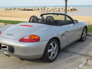 Used Cars Springfield Il >> Used Porsche Boxster For Sale - CarGurus