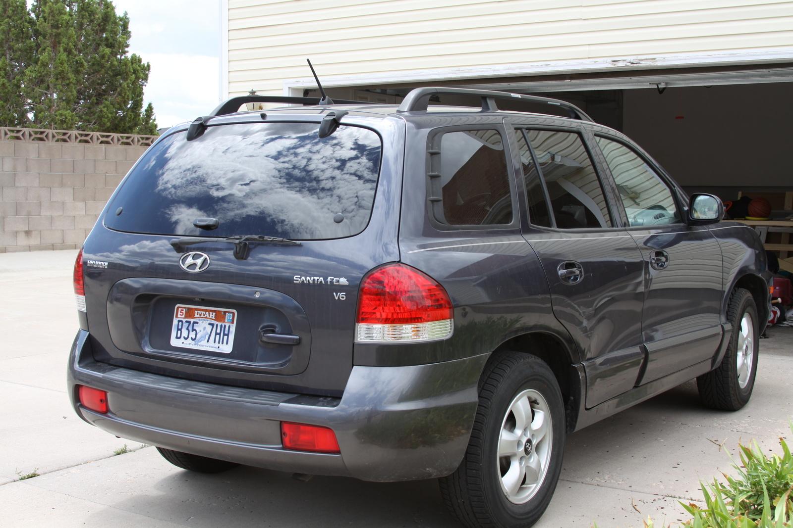 2005 Hyundai Santa Fe Pictures Cargurus