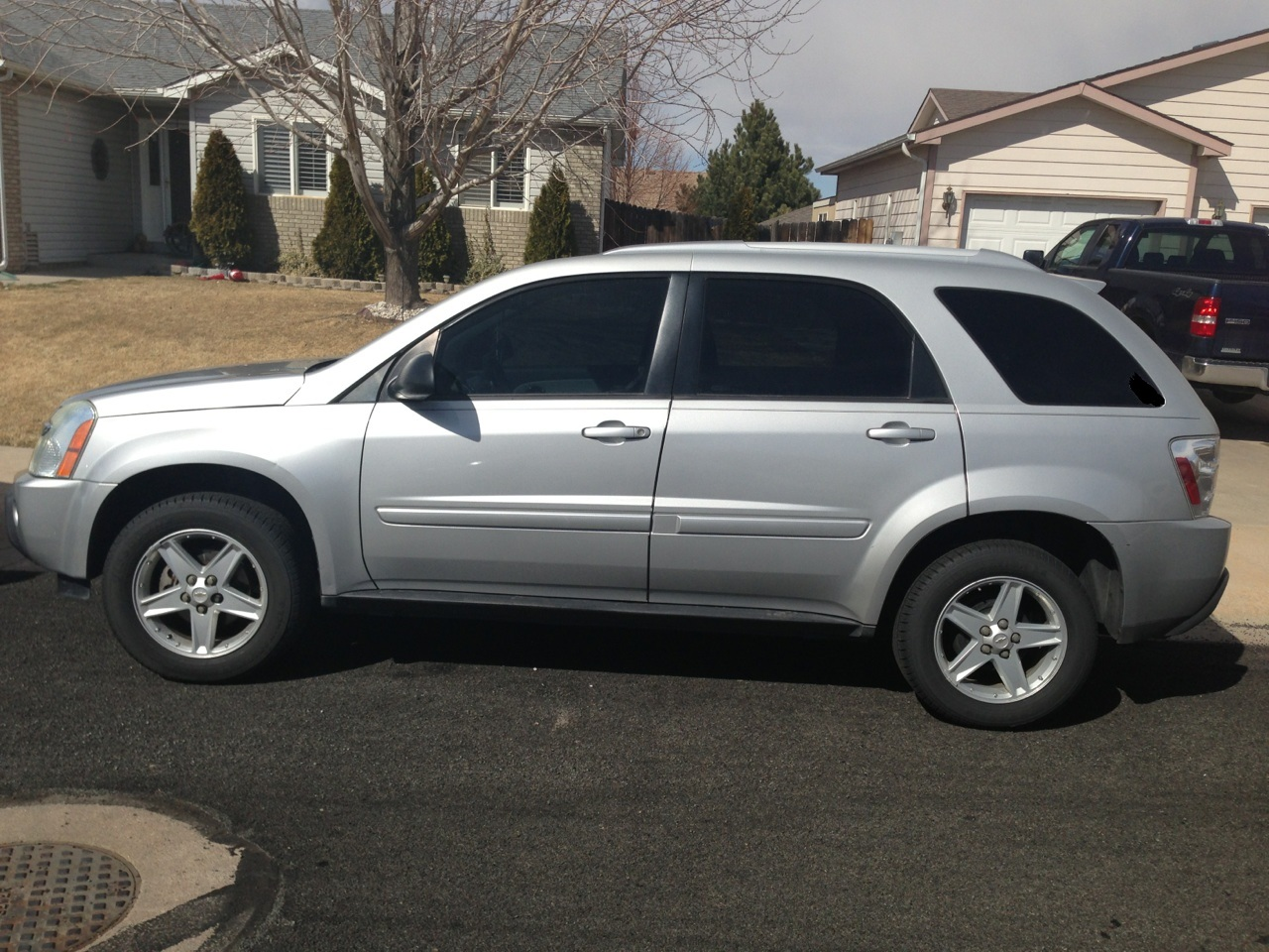 Picture of 2005 chevrolet equinox lt awd exterior