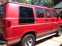 Picture of 2002 Dodge Ram Wagon 3 Dr 1500 Passenger Van, exterior