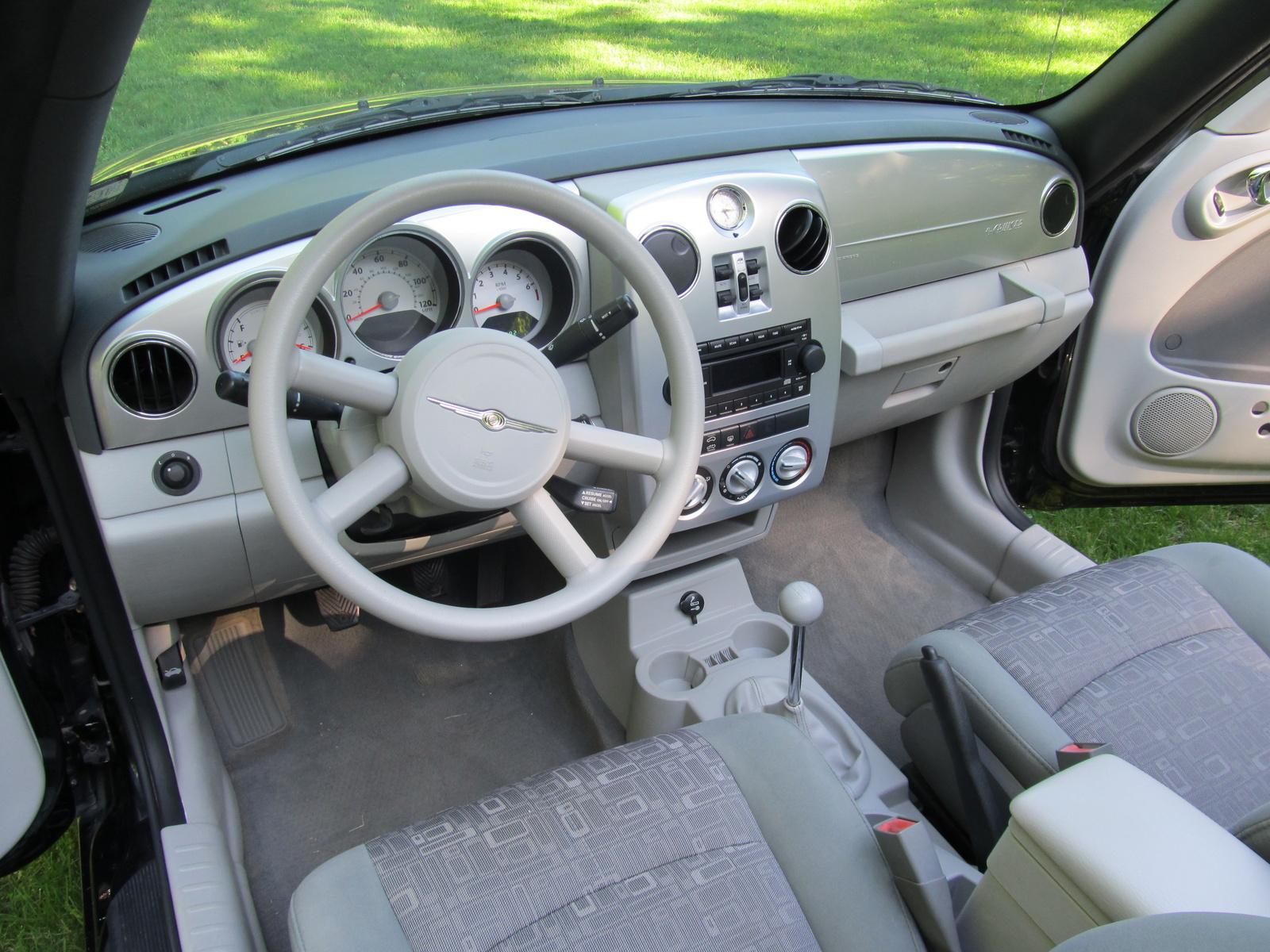 2006 Chrysler Pt Cruiser Interior Pictures Cargurus