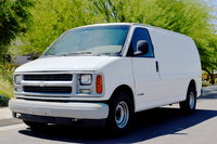 2002 Chevrolet Express Overview