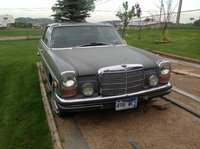 1970 Mercedes-Benz 280 Overview