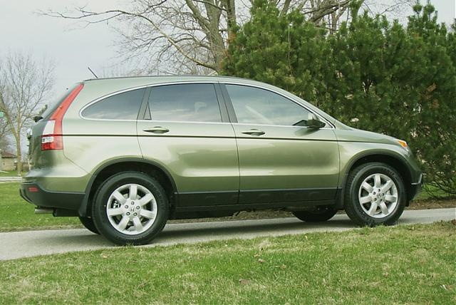 Picture of 2008 Honda CR-V EX AWD, exterior, gallery_worthy