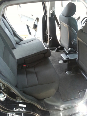 Picture of 2011 Honda CR-V LX AWD, interior, gallery_worthy