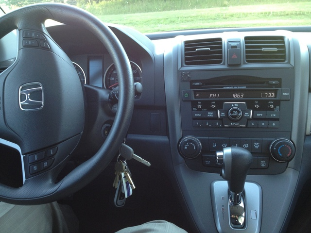 Picture of 2010 Honda CR-V EX, interior
