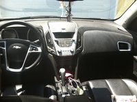 2010 Chevrolet Equinox LTZ AWD picture, interior