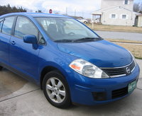Picture of 2009 Nissan Versa SL Hatchback, exterior