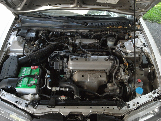 Picture of 1997 Honda Accord EX, engine, gallery_worthy