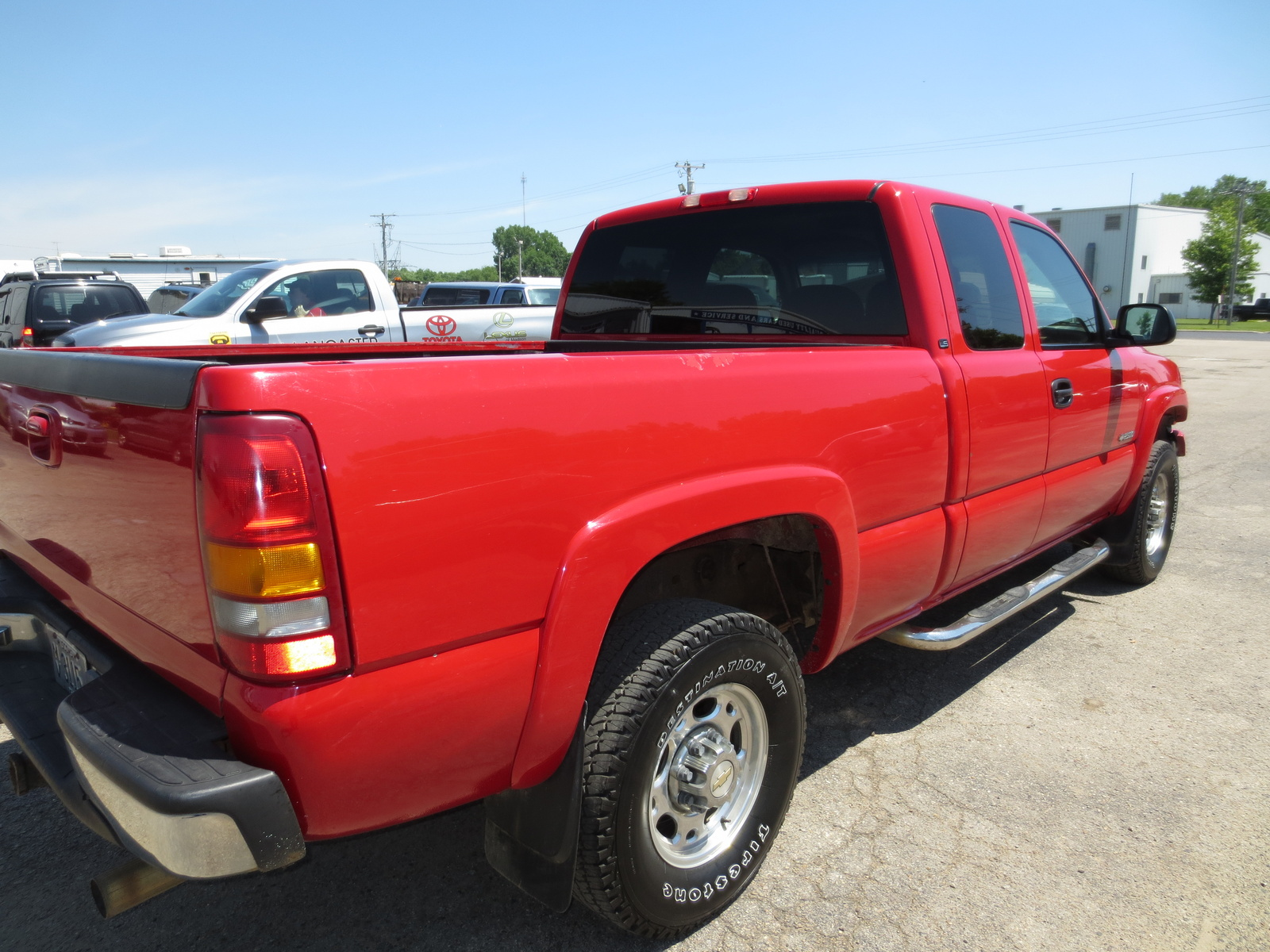 picture of 1999 chevrolet silverado 2500 3 dr lt extended cab sb. Cars Review. Best American Auto & Cars Review