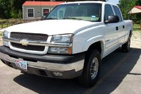 Picture of 2005 Chevrolet Silverado 1500HD LS Crew Cab Short Bed 2WD, exterior