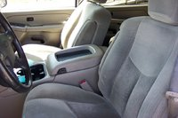 Picture of 2005 Chevrolet Silverado 1500HD LS Crew Cab Short Bed 2WD, interior